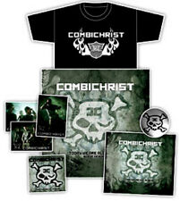 Combichrist today we are all tecno-BOX SET/T-SHIRT XL-LIMITED