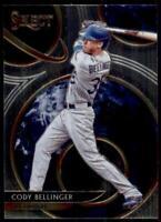 2020 Select Moon Shots #MS-4 Cody Bellinger - Los Angeles Dodgers