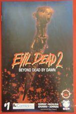 Evil Dead 2 Beyond Dead By Dawn 1 Space Goat Comicspro Variant Comic 2017 Nm