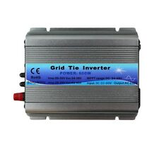 600W Grid Tie Inverter Pure Sine Wave Inverter 600W DC22V-60V to AC 110V US