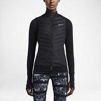 Nike Aeroloft 800 Packable Down Women`s Running Vest 686199 010