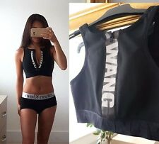 New with tags - Alexander Wang x H&M Crop Top Sports Bra XS Size 4 / 6