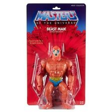 "Masters of the Universe GIANT BEAST MAN 12"" Figure Matty Collector MOTU CBP82"