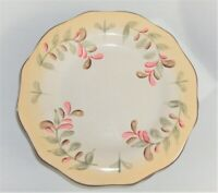 """TUSCAN RETREAT 4 Luncheon Dessert Salad Plates 9"""" by Better Homes and Gardens"""