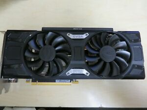 EVGA GTX 1060 6GB FTW Dead AS-IS Not Working GPU Graphics Card 06G-P4-6368-KR