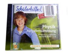 Lernsoftware Schülerhilfe Physik Software auf Deutsch CD