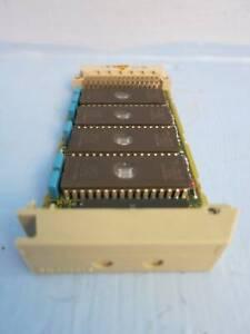 Siemens 6DD1610-0AG1 SIMADYN D Memory Module PLC Simatic 465610.0006.01 AM27C010