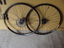 MTB Wheels Shimano Deore  HB-M525 i FH-M525 on rims Mavic X223 UB Control 26'