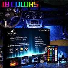 RGB PREMIUM EXTERIOR INTERIOR LED ACCENT NEON LIGHT KIT for ALL CAR TRUCK