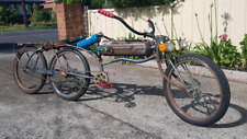 Huffy rat  .....Bicycle? Tricycle? Whatever it is, it's rideable.