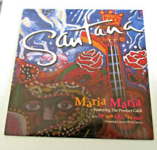 "Santana – Maria Maria / Do You Like The Way - 12"" Promo - US - ARDP-3735 [NM]"