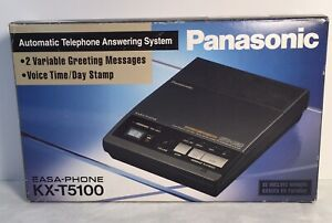 Panasonic Easa-Phone KX-T5100 Automatic Telephone Answering System Working