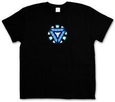 T-SHIRT ARC REACTOR III - Tony Stark Iron Industries Avengers Herren Man T-Shirt