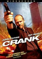 Crank (DVD, 2007) FREE SHIPPING IN CANADA
