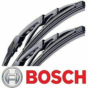 2 OEM Direct Connect Wiper Blade Boschs 1974-1976 Chevrolet Laguna Set