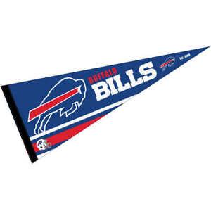 Buffalo Bills Pennant Flag