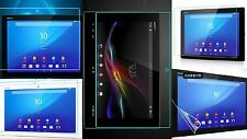 2x Kristall klar Display Schutz Folie Sony Xperia Tab let Z4 10.1 Zoll Kratzfest