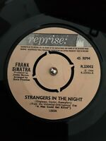"Frank Sinatra ‎– Strangers In The Night VInyl 7"" Single Reprise R 23052 1966"