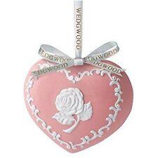 Wedgwood Christmas Breast Cancer Ornament