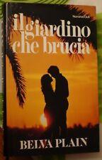 IL GIARDINO CHE BRUCIA  di Belva Plain  EUROCLUB (1984) BUONO STATO!!