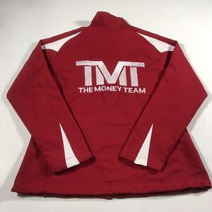 The Money team TMT Floyd Mayweather Promotions Track Jacket Women's Medium K44