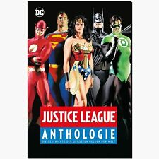 Justice League anthologie la historia de las mayores héroes del mundo dc Panini