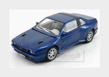 Maserati Shamal 1989 With Showcase Blue Met KESS MODEL 1:18 KE18003C