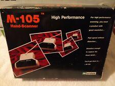 Hand Scanner, Marstek, M-105, Model: M-105, Incl. Pc-Inteface, #SO-18