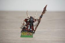 Warhammer Fantasy Dogs Of War Albion Dark Emissary Chaos Sorcerer - Metal