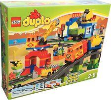 Lego® 10508 Duplo Eisenbahn Super Set Güterzug mit Schienen NEU+OVP