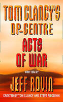 Acts of War (Tom Clancy's Op-Centre)-ExLibrary