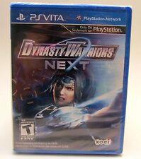 Dynasty Warriors Next (Sony PlayStation Vita, 2012) New and Sealed