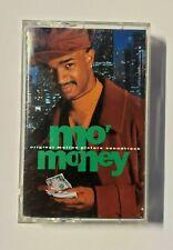 New: VARIOUS ARTISTS- Mo Money-Original Movie Soundtrack CASSETTE