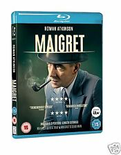 MAIGRET [iTV] (Blu-ray Region-Free)~~~~~~Rowan Atkinson~~~~~~NEW & SEALED