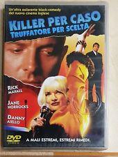 77648 DVD - KILLER PER CASO, TRUFFATORE PER SCELTA -  Jane Horrocks 1998