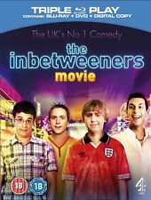 The Inbetweeners Movie Blu-ray Reg B (+ DVD + Digital Copy)