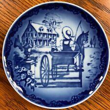 1990 Royal Copenhagen Plate, Southern Belle