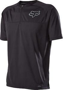 Fox Racing Ranger s/s Jersey Black