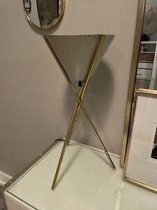 MCM Gerald Thurston Tripod Table Lamp No Shade