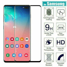 2x Samsung Galaxy S9 S8 S10 + Plus 3D Panzerfolie 9H Hart Schutzglas Full Screen