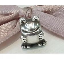 Genuine Pandora Frog Retired Charm