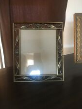 Vtg Ashleigh Manor 8x10 Couture Picture Frame