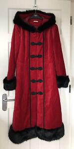 Ladies BNWOT Joe Browns Velvet Winter Coat Size 16