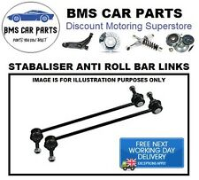 FORD FIESTA MK7 FRONT ANTI ROLL BAR DROP LINK X2 ALL MODELS NEW 08-13