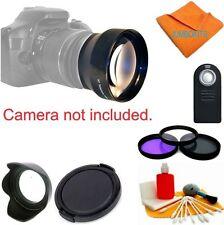 Vivitar 2.2x Telephoto Lens Converter for 58mm Thread Lenses