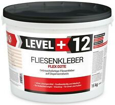 15 Kg Naturstein Fertig Flexkleber Weiß Flexmörtel Dispersionkleber PROFI RM12