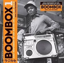 Various Artists - Boombox 1 Early Independent Hip Hop Electro and Disco Rap 19