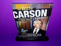The Best Of Carson Volume 1 (DVD, 2006, 3-Disc Set) Brand New B526