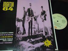"""BRIGHTON 64 - Maison De Pompe, LP 12"""" ESPAGNE 1986 MOD"""