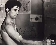 Robert De Niro Signed 'Taxi Driver' 16x20 Photo *Travis Bickle Beckett C16421